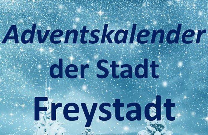 Freystadt präsentiert digital-familiären Adventskalender