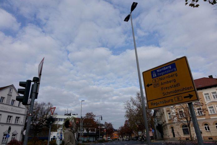 Stadt Neumarkt erneuert Straßenbeleuchtung - Neumarkt TV