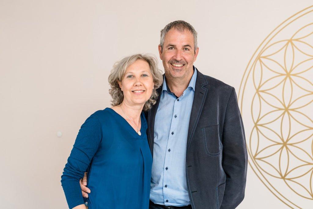 Sabine und Peter Hollweck betreiben den neuen Getränkemarkt in Sengenthal